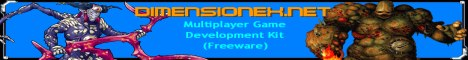 Open Source Multiplayer Game Engine